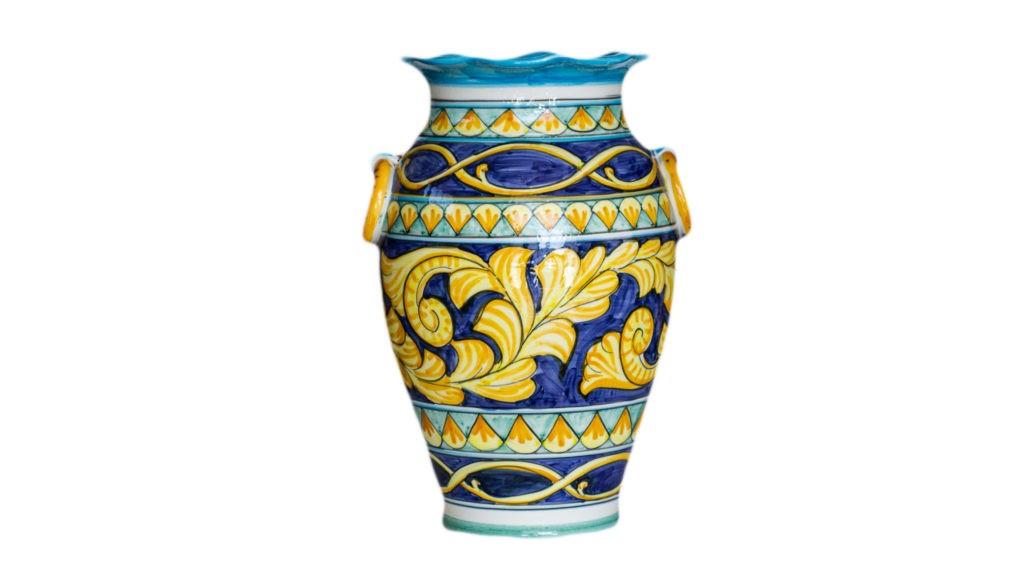 portaombrelli in ceramica